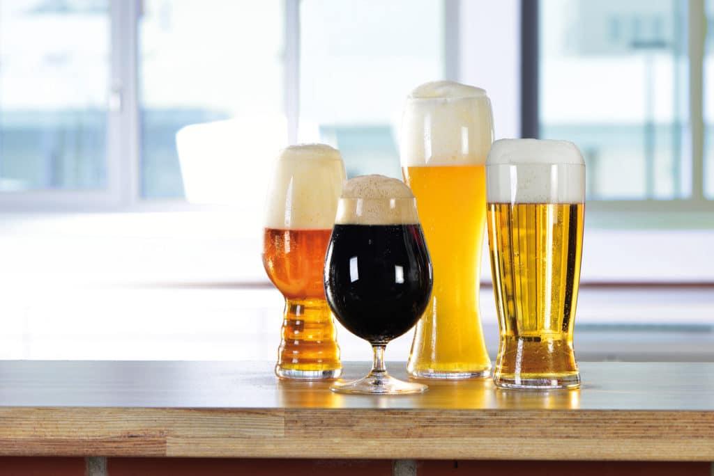 Tasting Kit Spiegelau Glaeser Beer Classics 2014